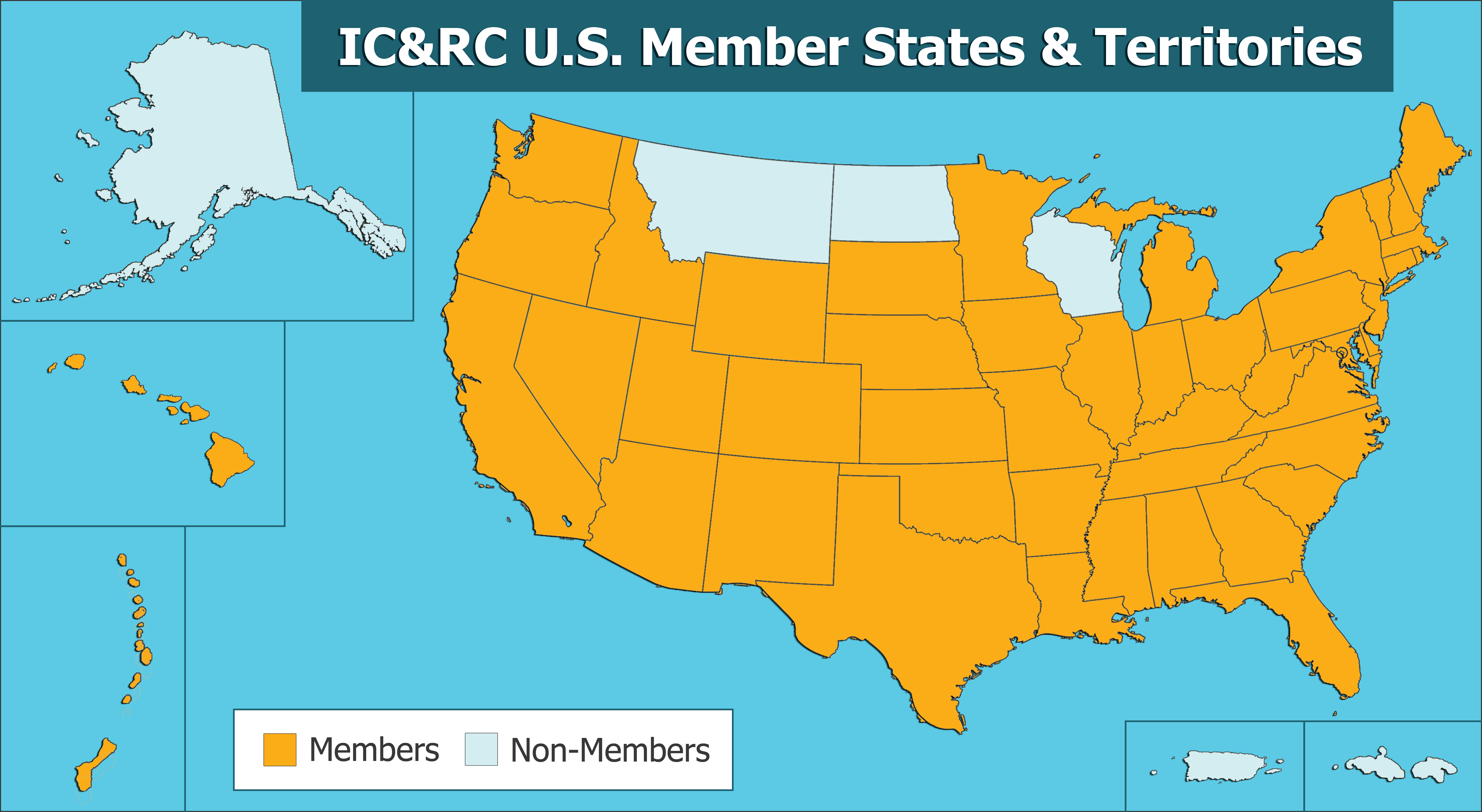 Us Map Certification.Ic Rc Member Board Directory